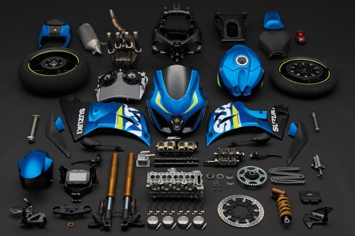 Kit GSX-R1000 L7