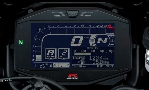 Speedometer GSX-R1000 L7