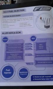ECM Satria Fu 150 Fi