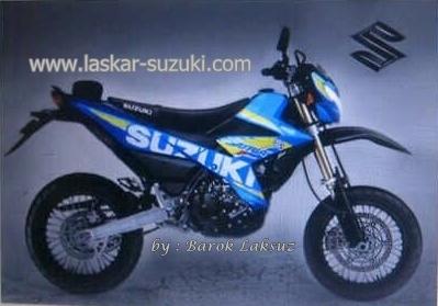 SUZUKI Super moto