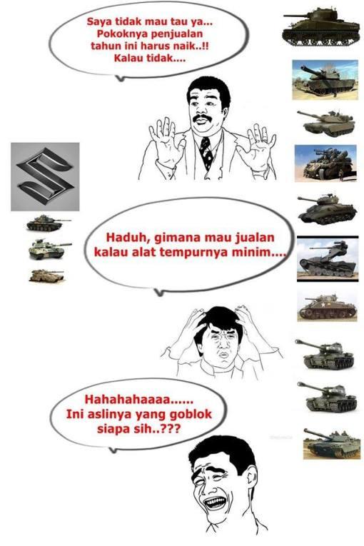 Meme Laskar SUZUKI