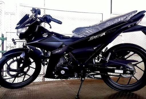 OTR Jakarta Satria Black Predator