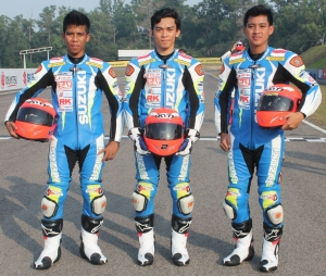 Rider Suzuki Indonesia