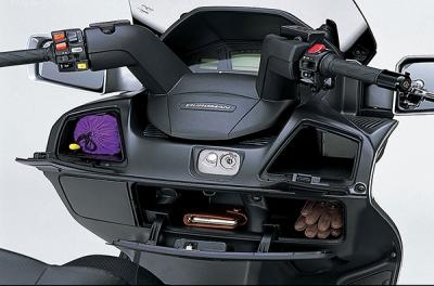 Suzuki Burgman 180