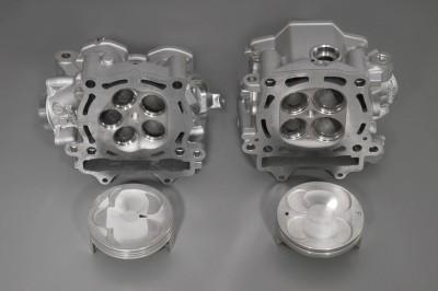5 valve laskar suzuki