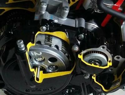 Engine cut GSX-R150