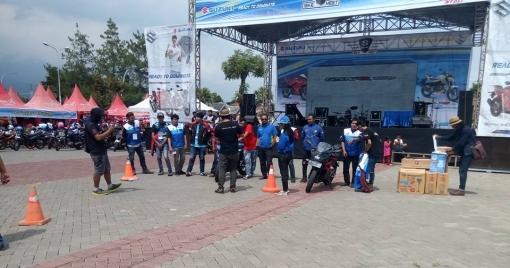 Suzuki Bike Meet Jawa Timur