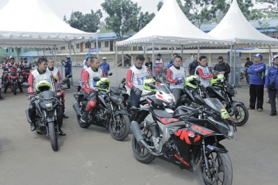 Safety Riding Training